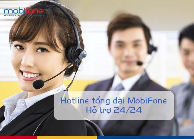 Danh sách tổng đài Mobifone chăm sóc khách hàng miễn phí 24/7.